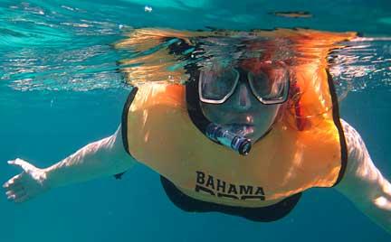 Me-snorkeling