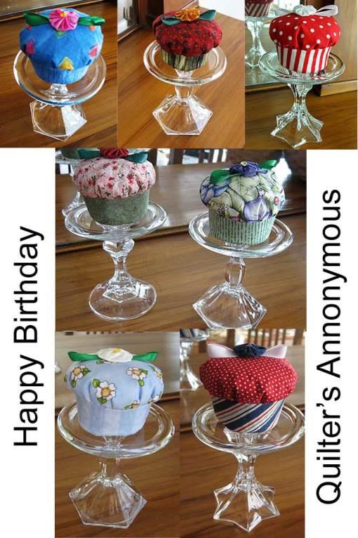 Cupcake-Collage