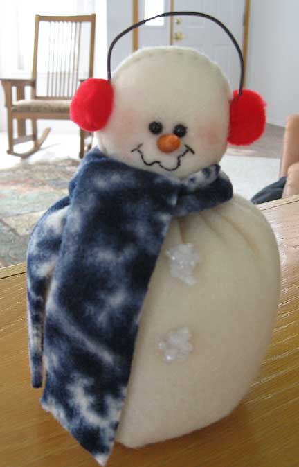 Snowman Sewing Patterns Patterns Gallery