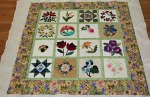 Jean's Applique Quilt