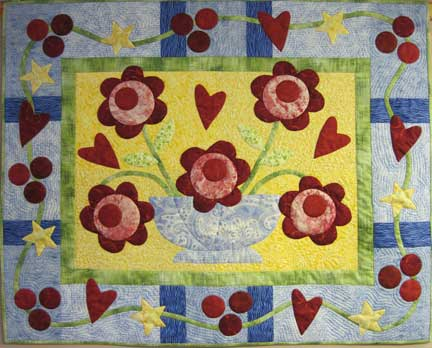 Beginning-Applique